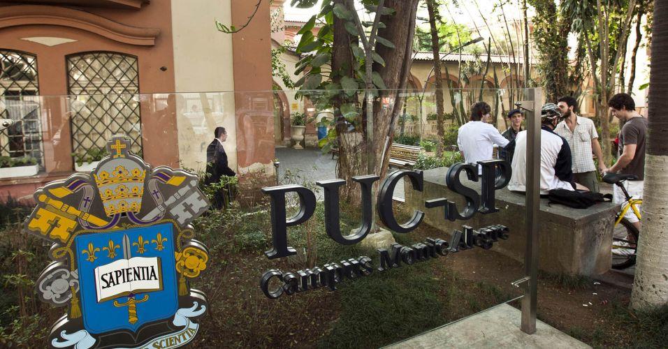 Resultado de imagem para puc sp campus