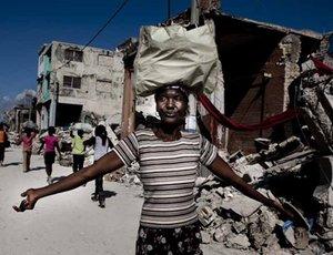O índice de gestações na área metropolitana de Porto Príncipe subiu e 4% para 12%