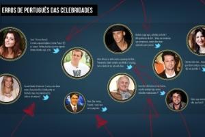 Clique e veja erros de português cometidos por celebridades no Twitter