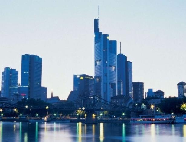 Frankfurt, o centro financeiro e de transportes da Alemanha, também é conhecido por seus numerosos museus