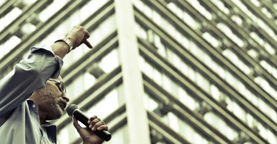 Em São Paulo, os professores da rede municipal fazem um protesto na tarde desta quarta (28) para pressionar a gestão Gilberto Kassab (PSD) a atender às reivindicações da campanha salarial da categoria