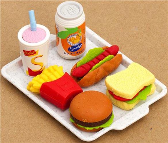 Borracha fast food