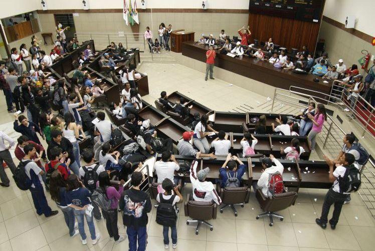 Protesto em Belo Horizonte 4