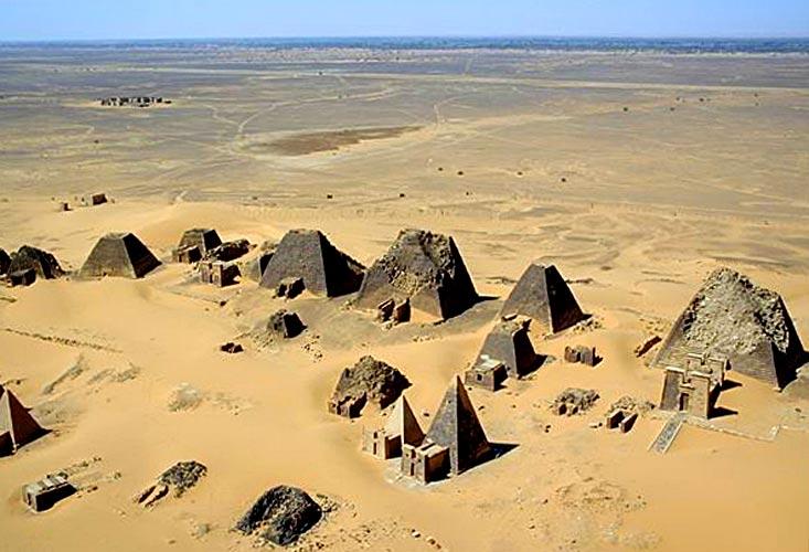 Civilizações africanas da Antiguidade