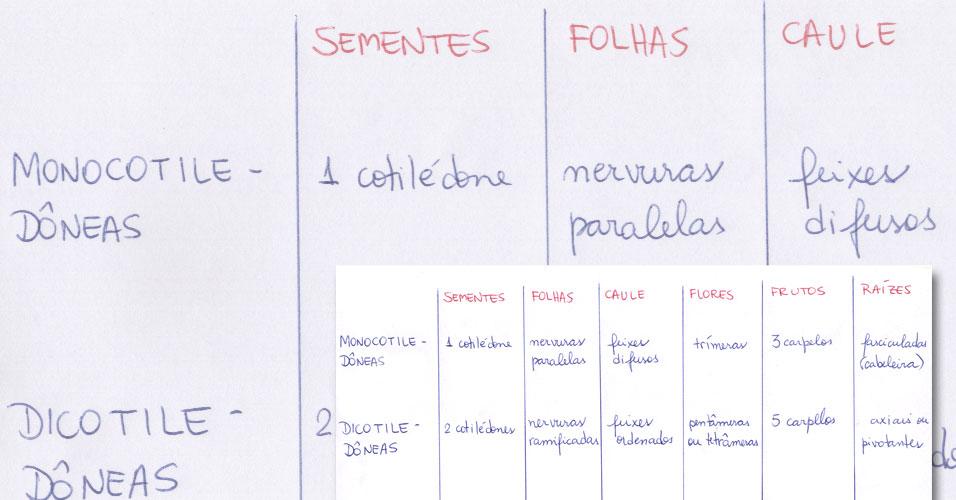 Método das tabelas