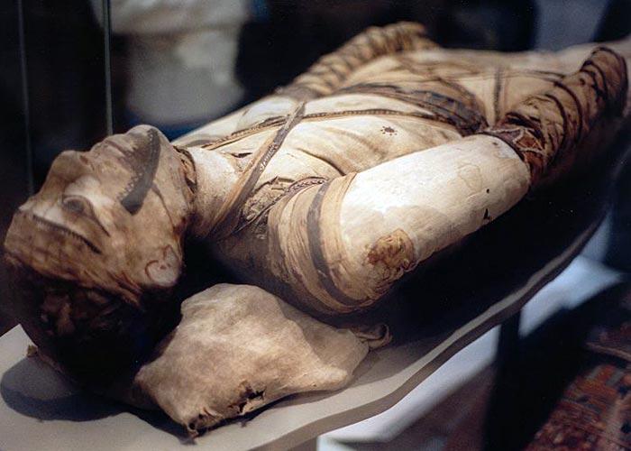 Como saber a idade das múmias do Egito?