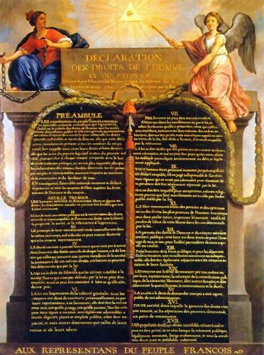 Declaração de direitos do homem e do cidadão