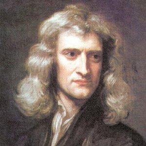 O físico e matemático inglês Isaac Newton, que formulou as leis da mecânica clássica