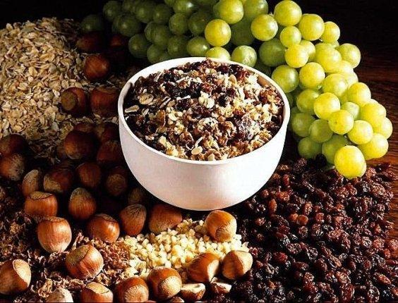 Frutas e cereais são ricos em glicídios