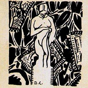 Catálogo de exposição da semana de arte moderna de 1922 - Reprodução
