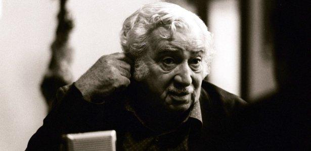 O escritos baiano Jorge Amado, em 1982 - José Nascimento/Folhapress