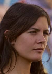 A estudante chilena Camila Vallejo, de 23 anos