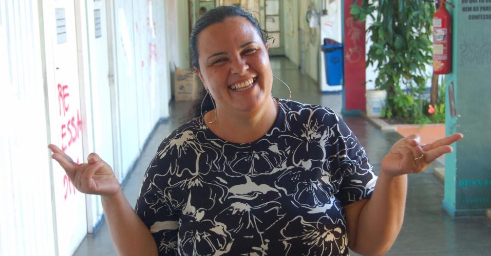 Ercília Stanciany da Silva Mozer, que passou na UFES